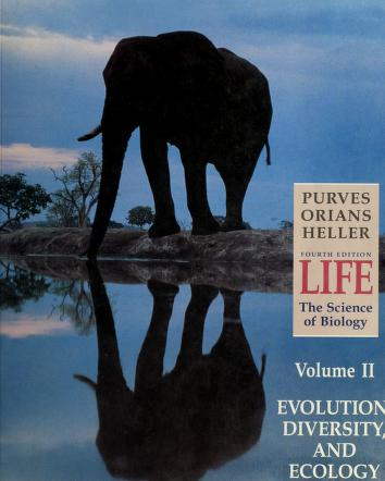 Cover of: Life, the science of biology | William K. Purves
