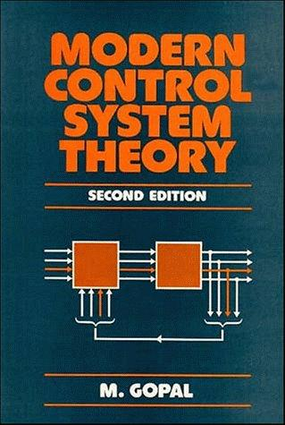 Modern control system theory