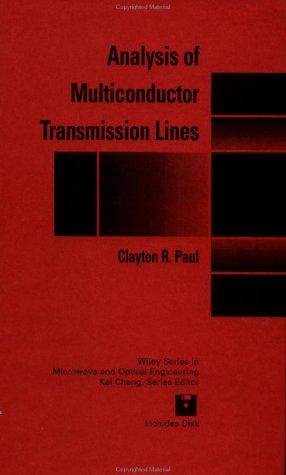 Download Analysis of multiconductor transmission lines