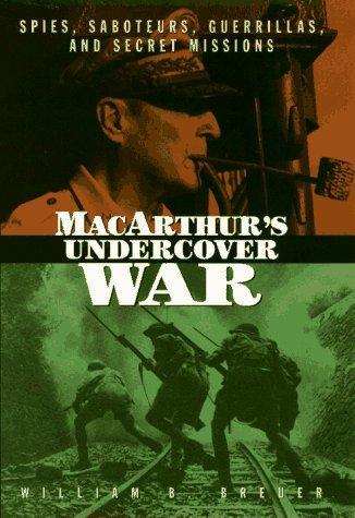 Download MacArthur's undercover war