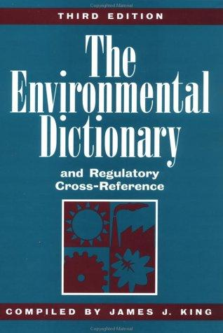 Download The environmental dictionary