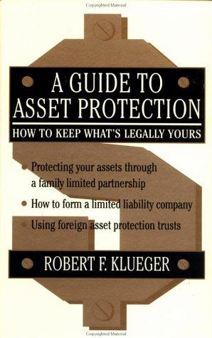 Download A guide to asset protection