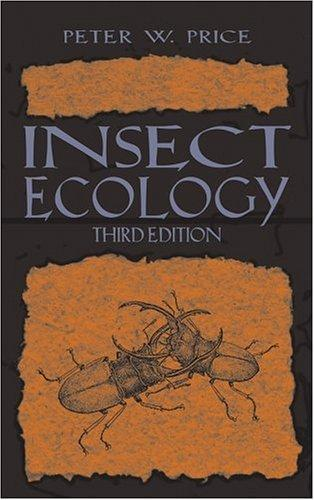 Download Insect ecology