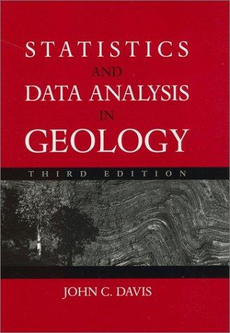 Download Statistics and data analysis in geology