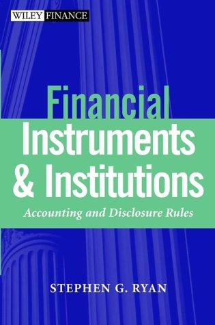 Download Financial Instruments and Institutions