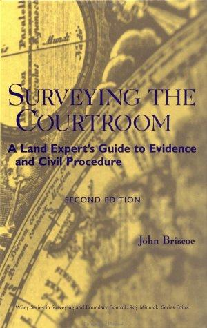 Download Surveying the courtroom