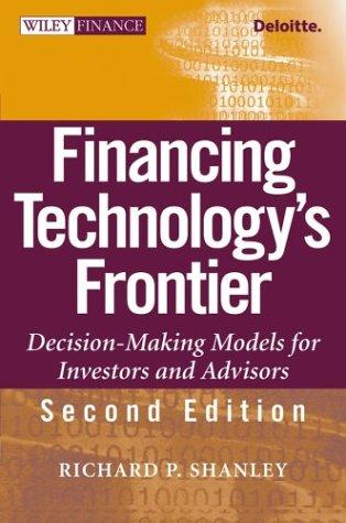 Download Financing technology's frontier