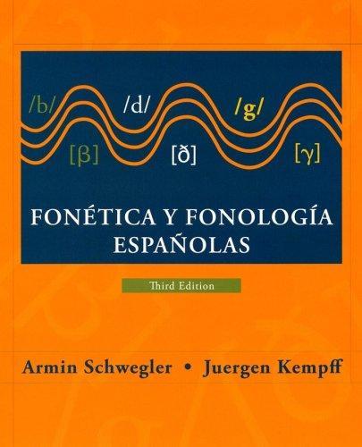 Download Fonética y fonología españolas
