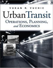 Urban Transit: Operations, Planning And Economics PDF Download