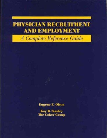 Download Physician Recruitment & Employment