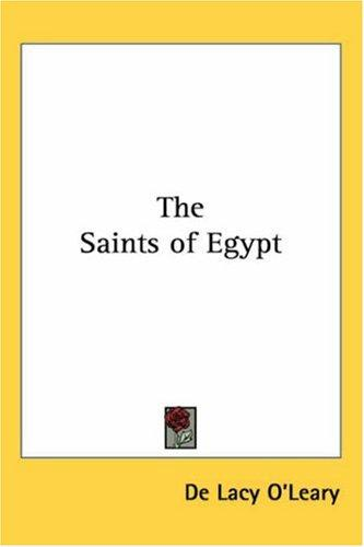 Download The Saints of Egypt