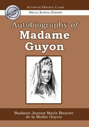 Download Autobiography of Madame Guyon