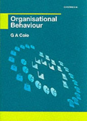 Download Organisational Behaviour