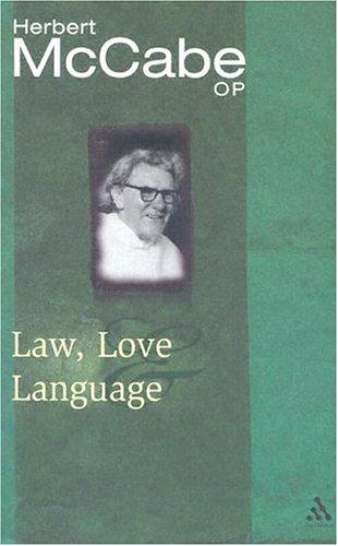 Download Law, Love and Language