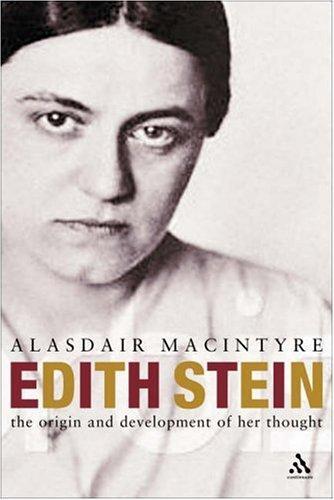 Download Edith Stein