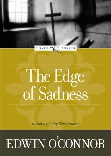 The edge of sadness