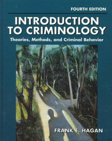 Download Introduction to criminology