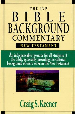 Download The IVP Bible Background Commentary