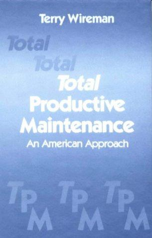 Download Total Productive Maintenance