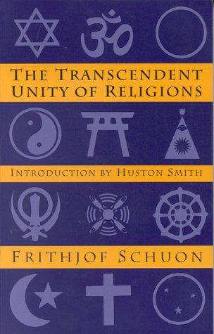 Download The transcendent unity of religions