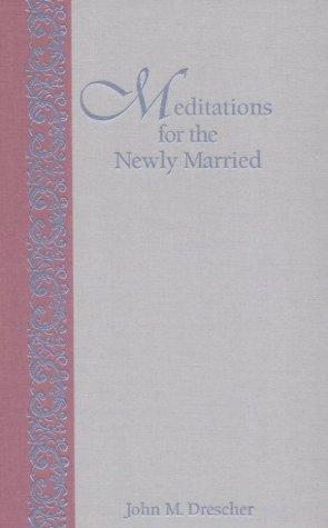 Download Meditations for the newly married