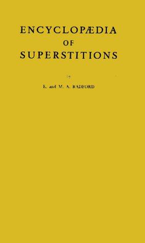 Download Encyclopaedia of superstitions
