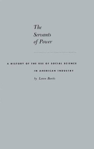 Download The servants of power