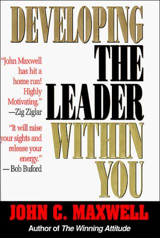Download Developing the leader within you