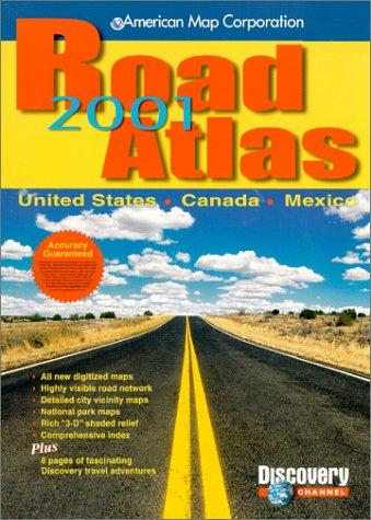American Map United States Road Atlas