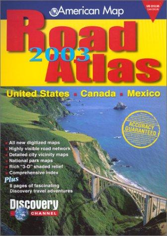 United States Road Atlas