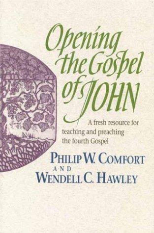 Download Opening the Gospel of John