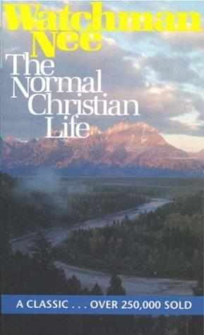 Download The Normal Christian Life