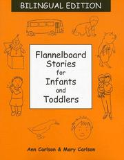 Thumbnail of Flannelboard Stories for Infants and Toddlers