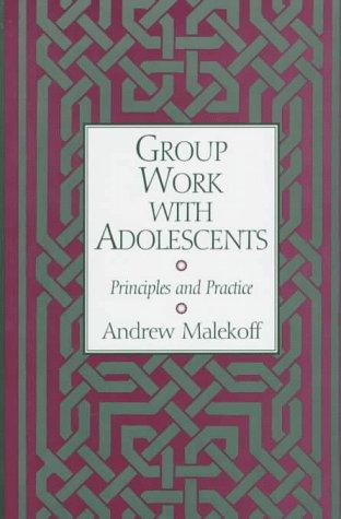 Download Group work with adolescents