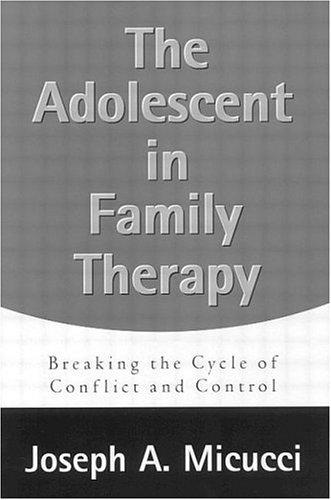 Download The adolescent in family therapy