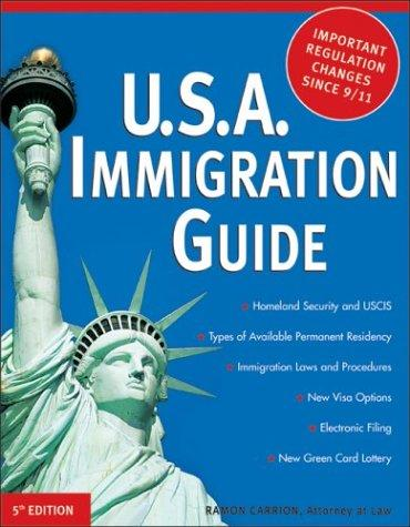 U.S.A. immigration guide