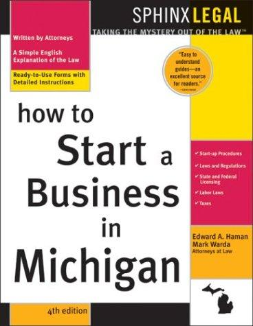 How to start a business in Michigan