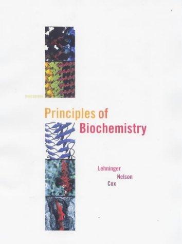 Lehninger principles of biochemistry.