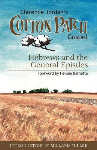 Download Clarence Jordan's Cotton Patch Gospel