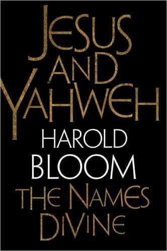 Jesus and Yahweh