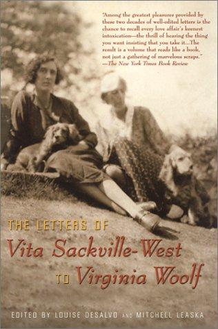Download The Letters of Vita Sackville-West to Virginia Woolf