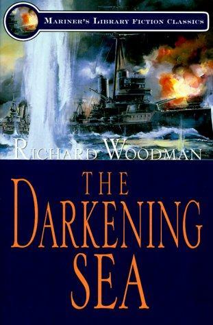 The darkening sea