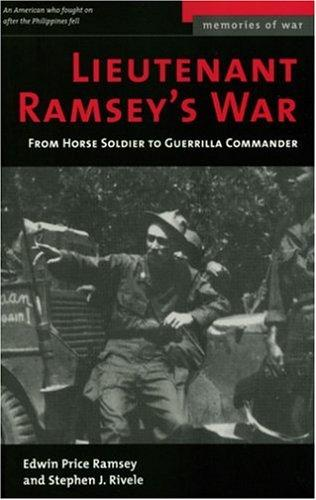 Download Lieutenant Ramsey's war