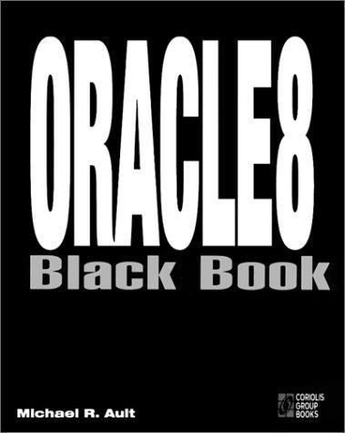 Download Oracle 8 black book