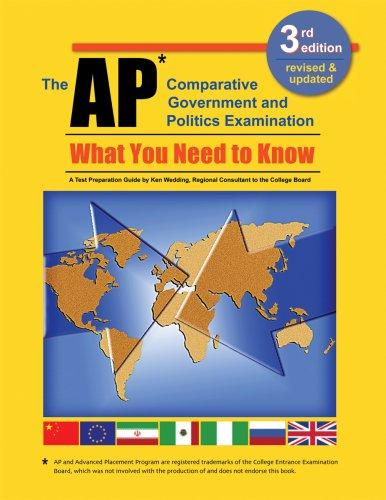 The AP Comparative Government and Politics Examination
