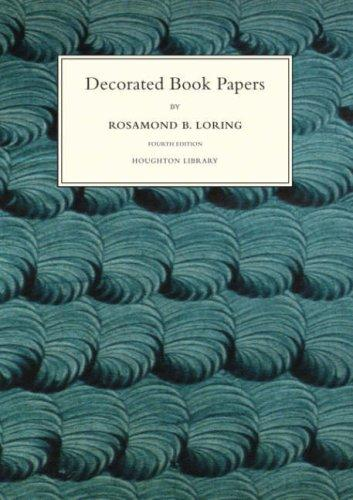 Download Decorated Book Papers