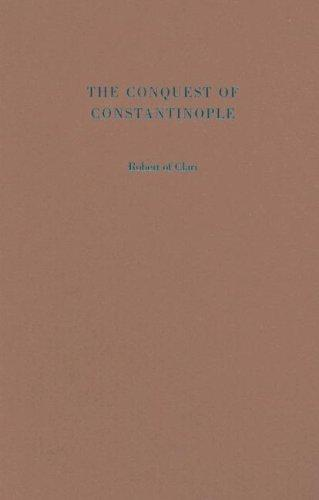 Download The conquest of Constantinople