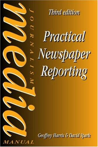 Download Practical newspaper reporting