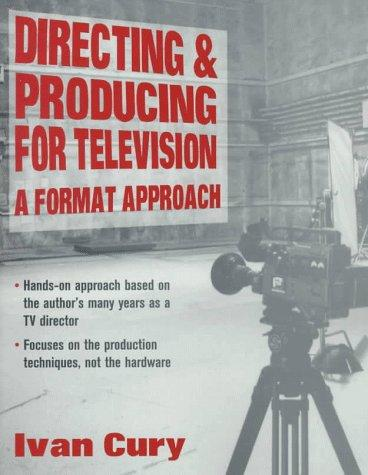 Download Directing and producing for television