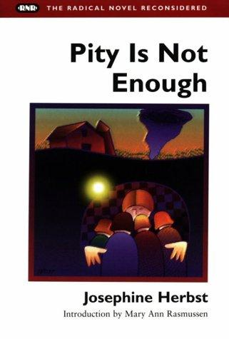 Pity is not enough
